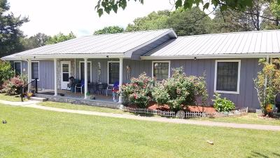 Cocke County Single Family Home For Sale: 1625 Shale Rd
