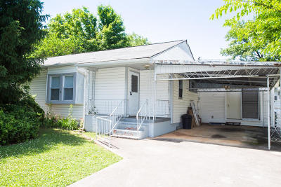 Maryville Single Family Home For Sale: 2417 King St
