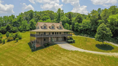 Knoxville Single Family Home For Sale: 2710 Williams Bend Rd
