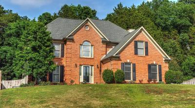 Knoxville Single Family Home For Sale: 1316 Shadybrook Cove Lane