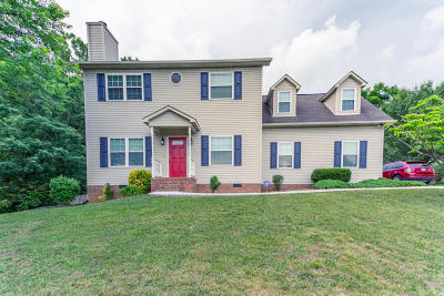 Knoxville Single Family Home For Sale: 4432 Bucknell Drive