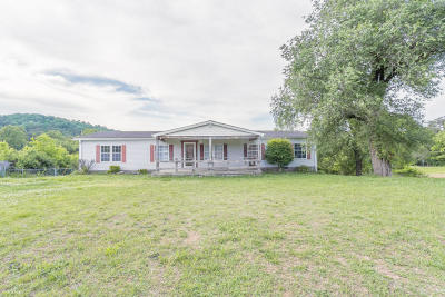 Knoxville Single Family Home For Sale: 411 Bay Mountain Rd
