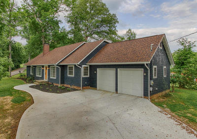 Knoxville TN Single Family Home For Sale: $319,000