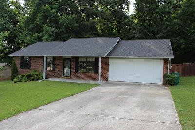 Knoxville Single Family Home For Sale: 5015 Stewart Ridge Rd