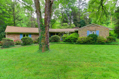 Knoxville Single Family Home For Sale: 5715 Crestwood Drive