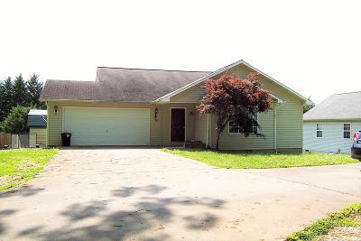 Maryville Single Family Home For Sale: 2905 Best Rd