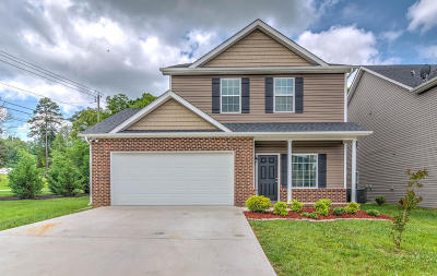 Knoxville Single Family Home For Sale: 7301 Calla Crossing Lane