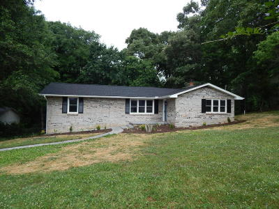 Knox County Single Family Home For Sale: 8015 Shady Lane