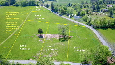 Maryville Residential Lots & Land For Sale: Lot 4r-2 Old Whites Mill Rd.