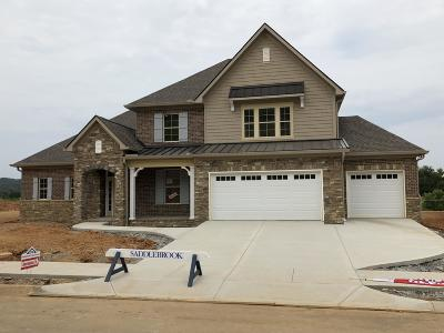 Knoxville Single Family Home For Sale: Lot 190 English Ivy Ln