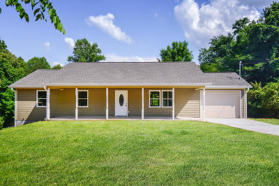 Knoxville Single Family Home For Sale: 6524 Archer Rd
