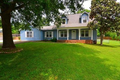 Knoxville Single Family Home For Sale: 7644 Cedarcrest Rd