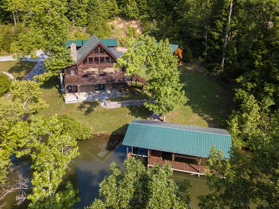 Meigs County, Rhea County, Roane County Single Family Home For Sale: 102 Delaware Point