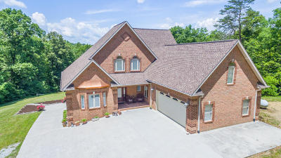 Sevierville Single Family Home For Sale: 2455 River Sounds Drive