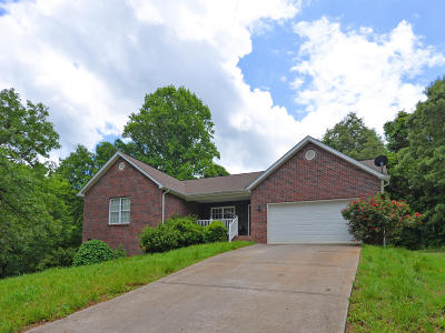 Friendsville Single Family Home For Sale: 1737 Derby Downs Drive