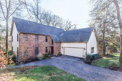 Knoxville Single Family Home For Sale: 500 SW Oakhurst Drive