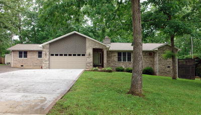 Crossville Single Family Home For Sale: 30 Cardinal Loop