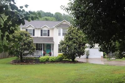 Caryville Single Family Home For Sale: 326 Ridge Rd