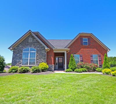 Knoxville Single Family Home For Sale: 11531 Shirecliffe Lane