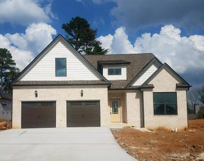 Knoxville Single Family Home For Sale: 2329 Hickory Crest Lane
