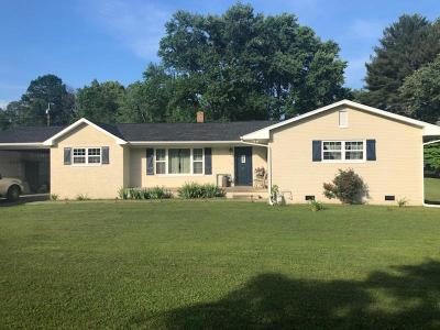 Lafollette Single Family Home For Sale: 417 Carr Wynn Rd