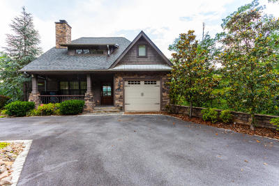 Sevierville Single Family Home For Sale: 3009 Summit Trails Drive