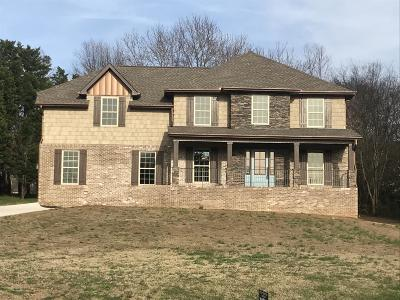 Blount County Single Family Home For Sale: 1934 Carpenters Grade Rd