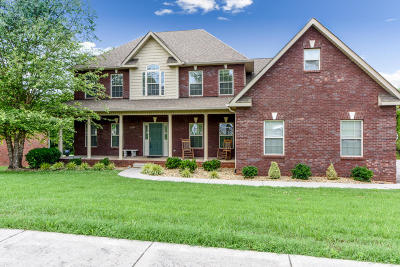 Maryville Single Family Home For Sale: 2301 Monticello Drive