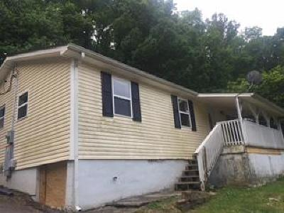 Knox County Single Family Home For Sale: 2852 Rifle Range Rd