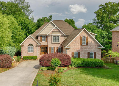 Knoxville Single Family Home For Sale: 1906 Shady Hollow Lane