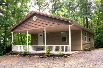 Greenback Single Family Home For Sale: 590 Riden Rd