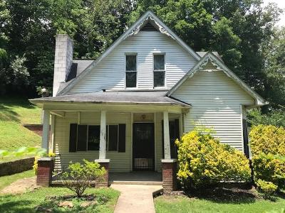 Campbell County Single Family Home For Sale: 188 Mahan St
