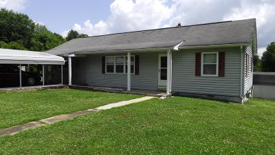Single Family Home For Sale: 225 Woolsey Rd