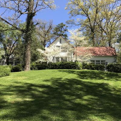 Knoxville Single Family Home For Sale: 1212 S Chilhowee Drive