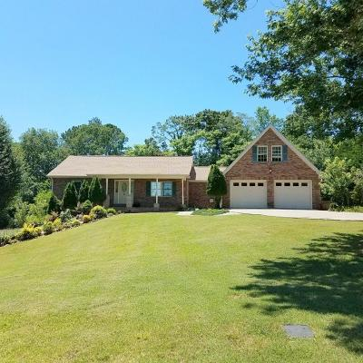 Madisonville Single Family Home For Sale: 405 Mountain View Rd