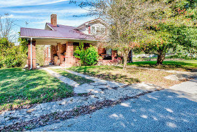 Jellico Single Family Home For Sale: 481 McGhee St