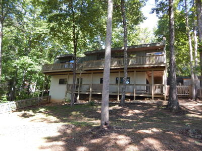 Gatlinburg Single Family Home For Sale: 1125 Tanrac Tr