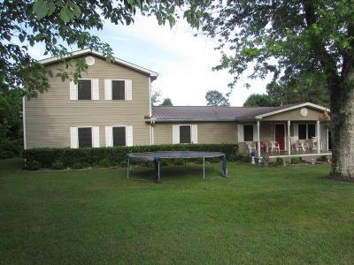 Madisonville Single Family Home For Sale: 111 Mason St