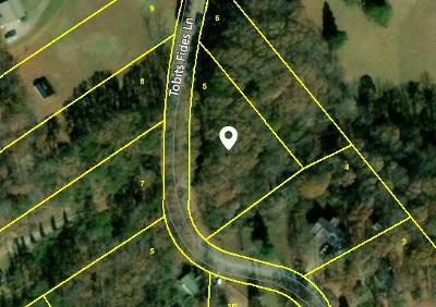 Union County Residential Lots & Land For Sale: Lot 5 Tobits Fides Lane
