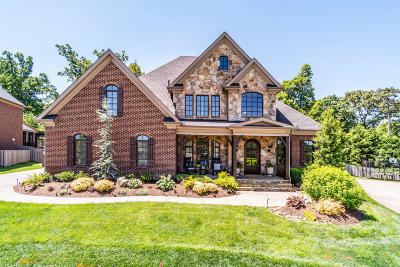 Knoxville Single Family Home For Sale: 6824 Lion Heart Lane