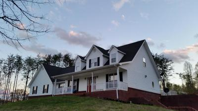 Maryville Single Family Home For Sale: 1543 Big Gully Rd