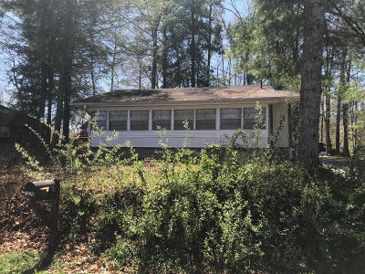 Tallassee Single Family Home For Sale: 5808 Lakeshore Dr. Drive