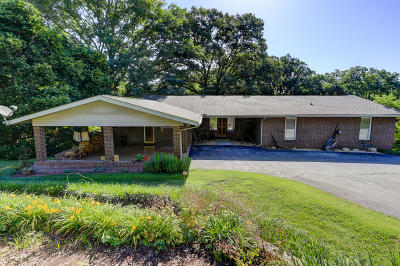 Single Family Home For Sale: 898 Bowman Bend Rd