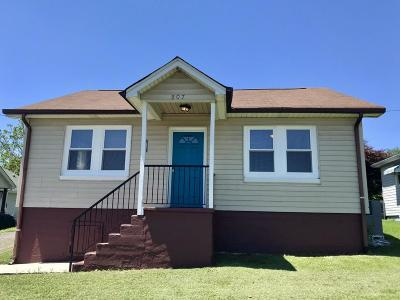 Knoxville Single Family Home For Sale: 207 Radford Place
