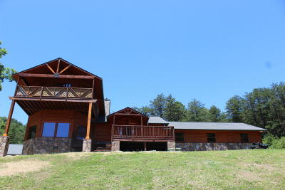 Union County Single Family Home For Sale: 283 Texas Hollow Rd