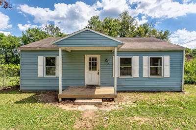 Knoxville Single Family Home For Sale: 1710 Jourolman Ave