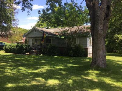 Rogersville Single Family Home For Sale: 140 Burton Rd