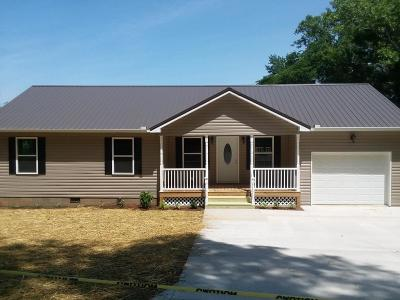 Tazewell Single Family Home For Sale: 218 Caylor