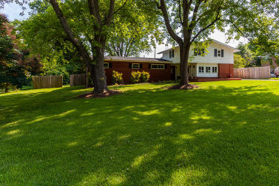 Maryville Single Family Home For Sale: 1704 Bobwhite Drive