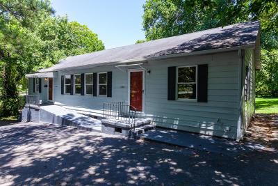Oak Ridge Multi Family Home For Sale: 160 N Illinois Ave